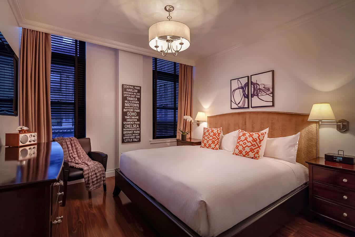 Avalon Residence Bedroom