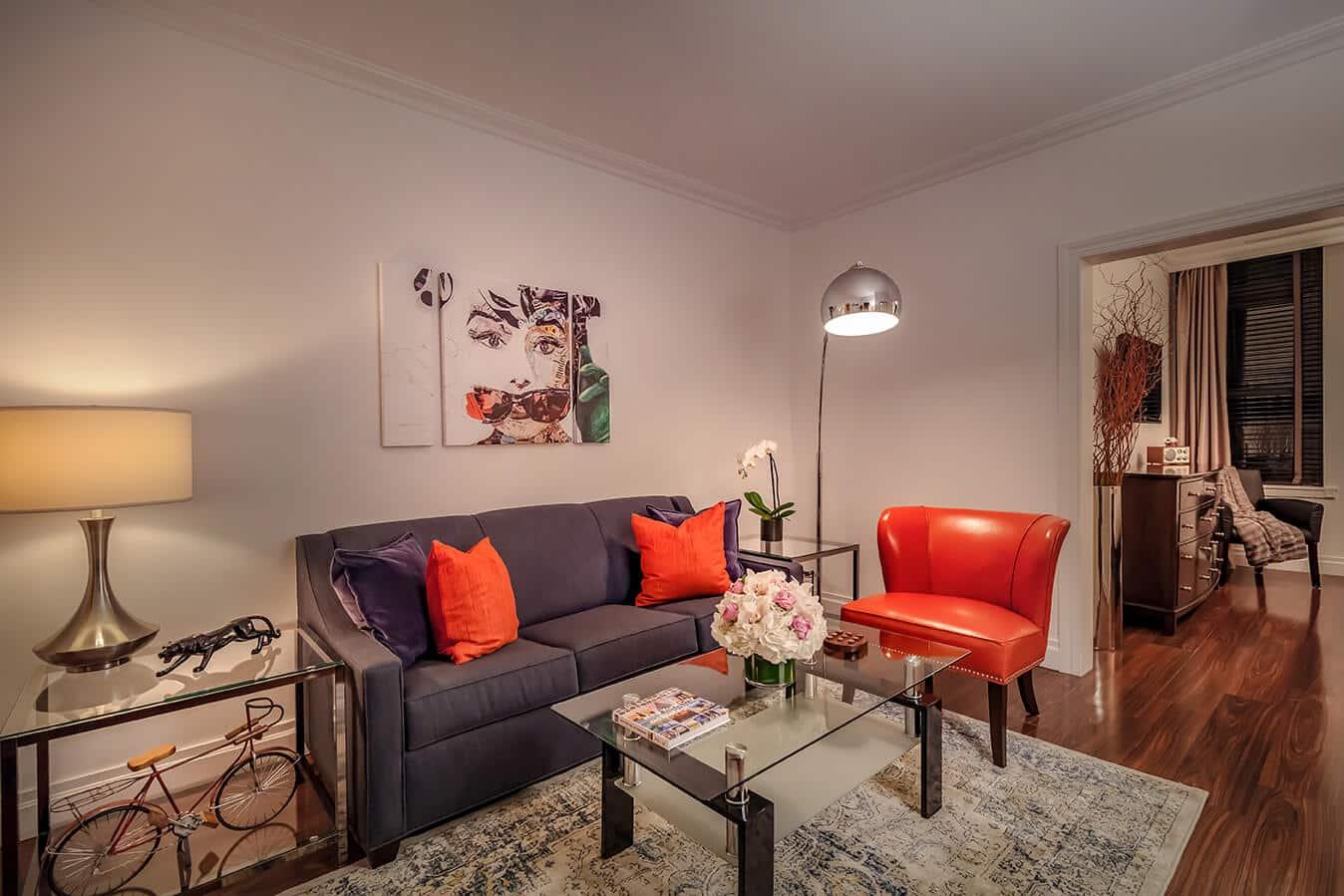 Avalon Residence Living Room