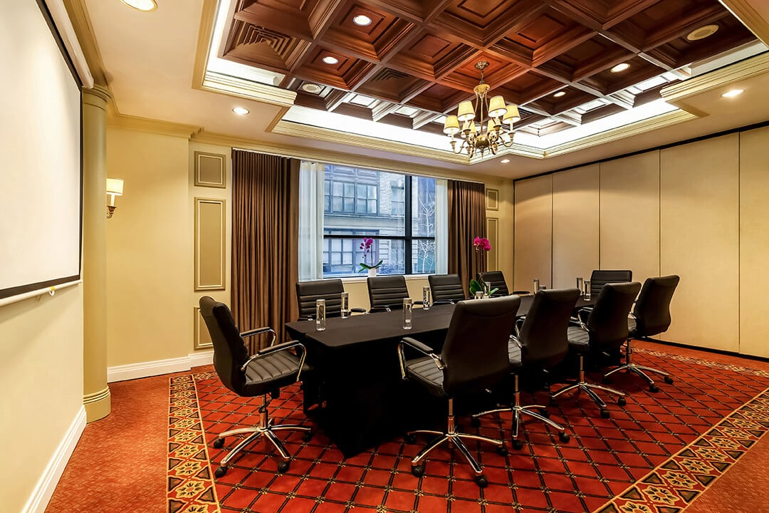 executive meeting space