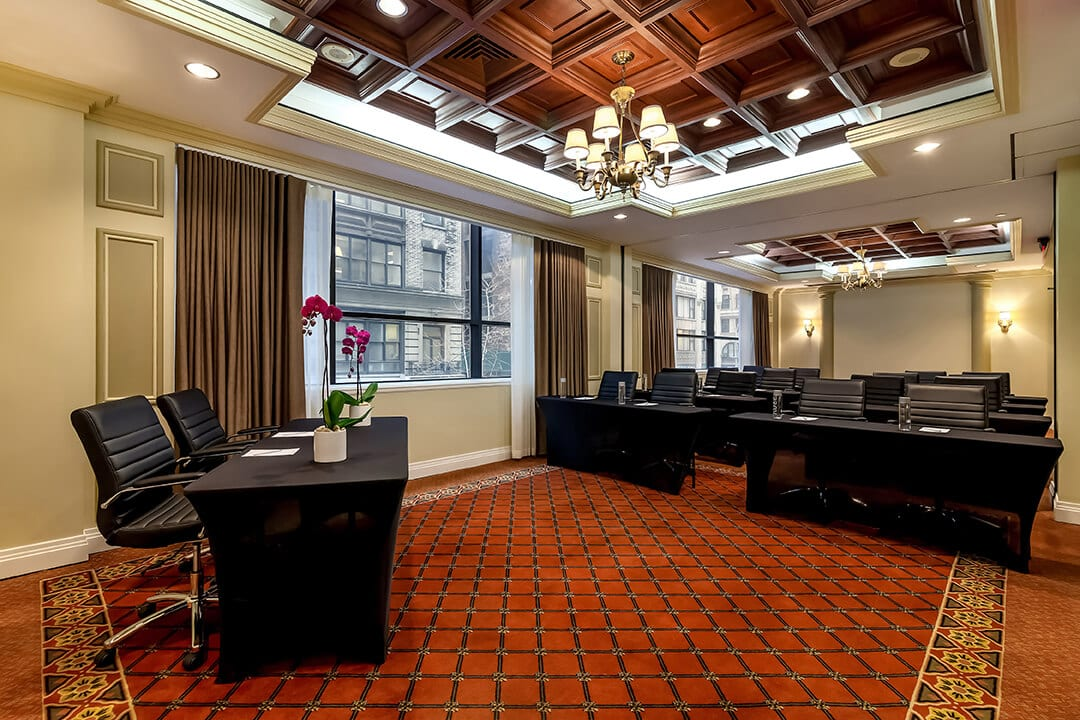 class event space at avalon