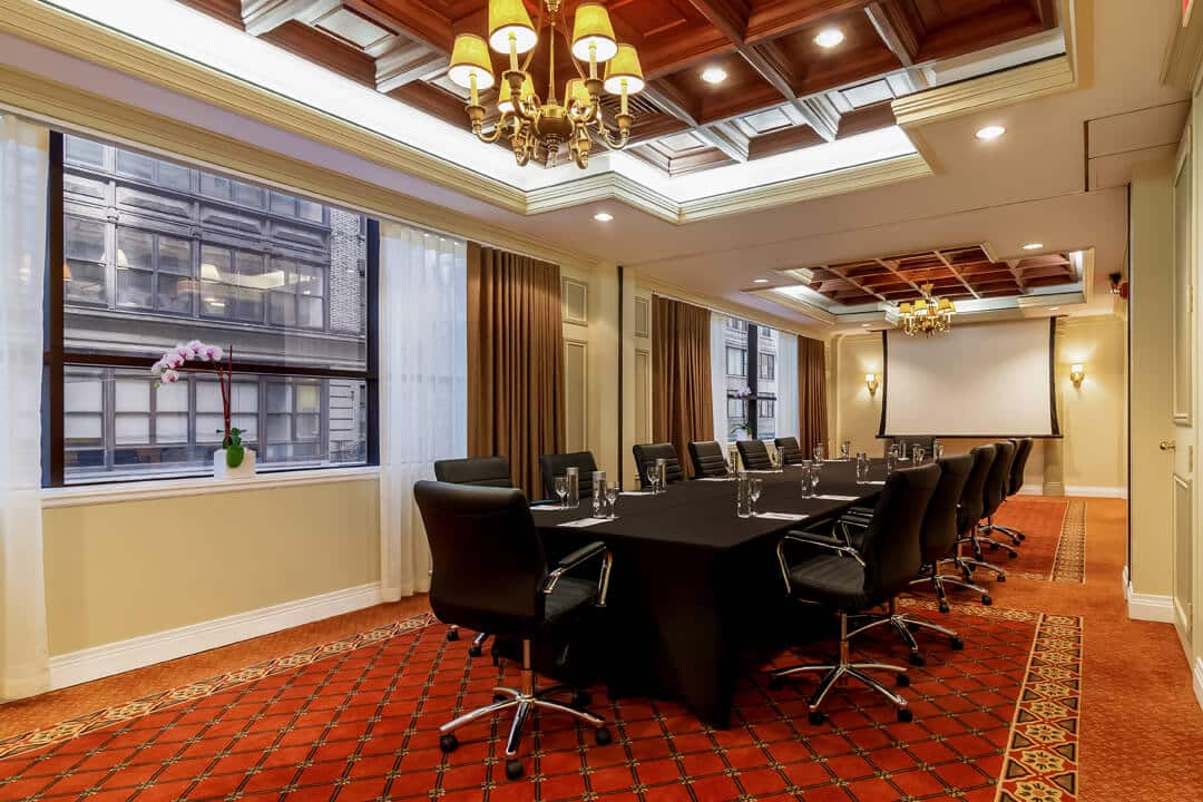avalon hotel meeting space